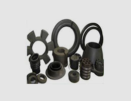 Custom Moulded Rubber Parts Manufacturer, Supplier & Exporter Mumbai-India