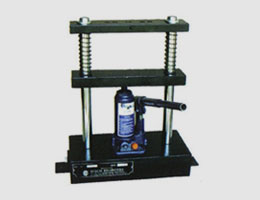 Dumble Cutting m/c.for Tensile Test Machine